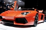 Supercar Abuse: First Lamborghini Aventador Crashed in Italy