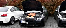Supercharged BMW M3 V8 with Akrapovic Exhaust Sounds the Business [Video]