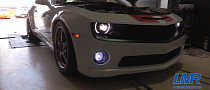 Supercharged Camaro Dynoes at 572 Rear Wheel HP [Video]