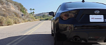 Supercharged Scion FR-S Making 235 WHP [Video]