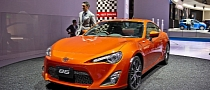 Supercharged Toyota GT 86 Coming