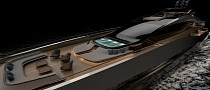 Pininfarina and Rossinavi's SuperSport 65 Megayacht Is a Large Pile of Cash Away