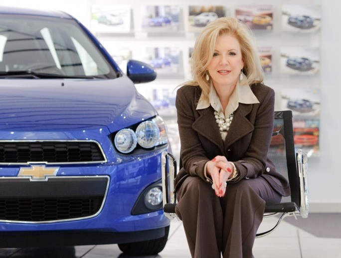 Susan Doherty Leaving GM After 27 Years