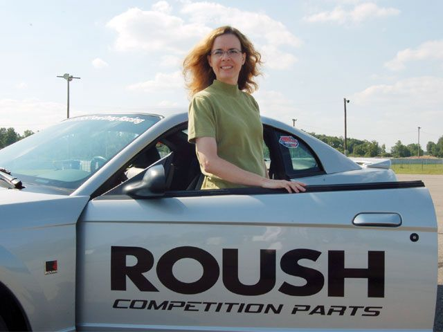 Susan Roush Mcclenaghan First Woman To Win Street Legal