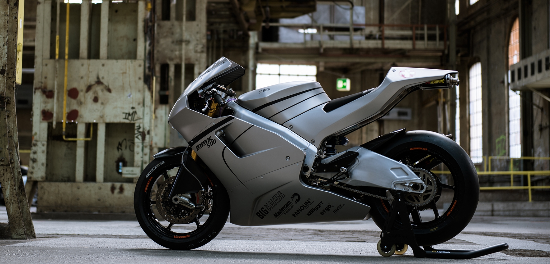 Suter Mmx 500 Confirmed For The 2016 Isle Of Man Tt