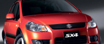 Suzuki Airs TV Spots for the SX4