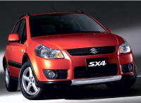 The Suzuki SX4