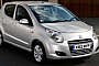 Suzuki Alto - Cheapest Car in the UK Gets Official Pricing