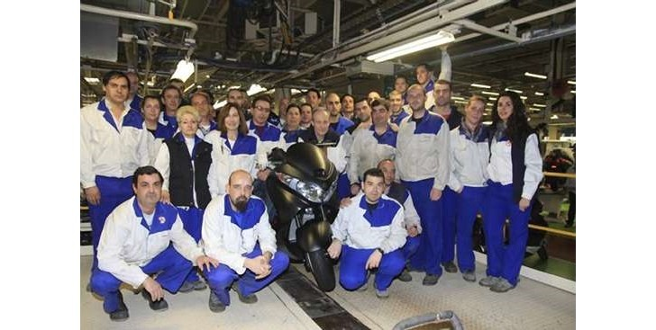 Suzuki Closes Down Gijon Plant in Spain
