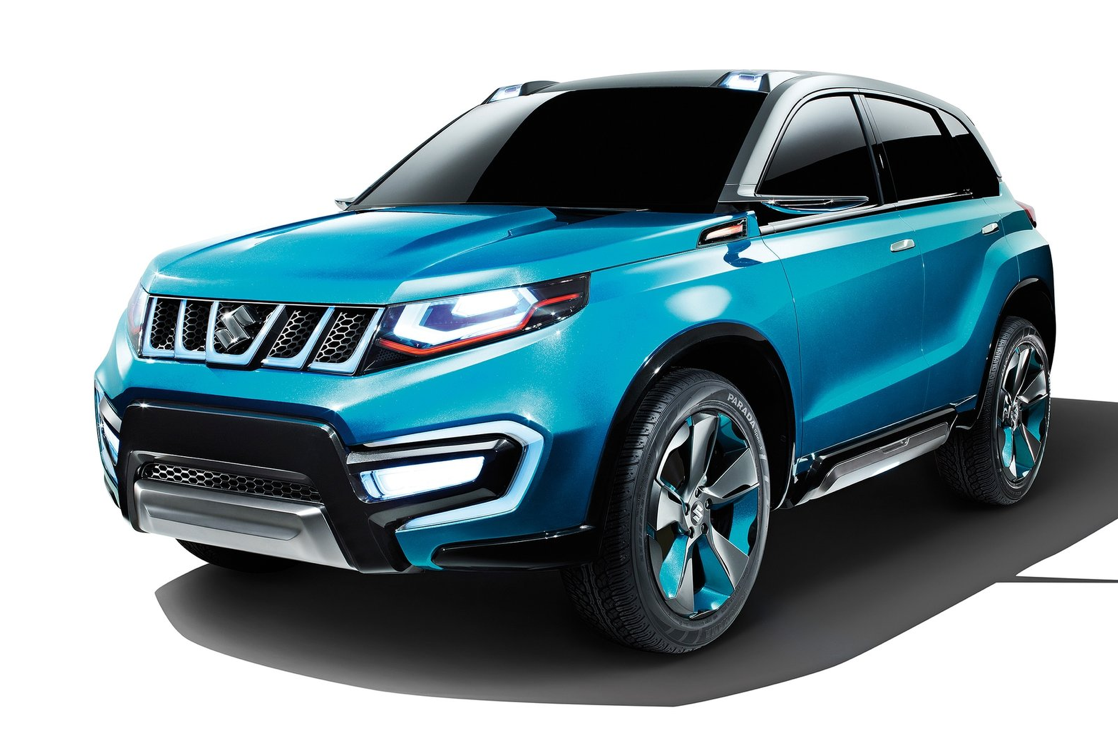 Suzuki Developing Liter Diesel For Small Suv Autoevolution