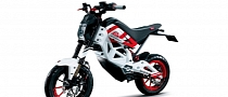 Suzuki Extrigger, the Electric Crossover Bike Concept