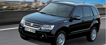 Suzuki Grand Vitara Executive + Debuts