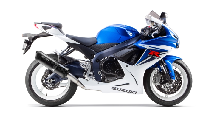 Suzuki GSX-R600/750 Receive TBR Power Plus Racing Kit [Video]