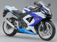 Suzuki GSX-R600 special edition photo
