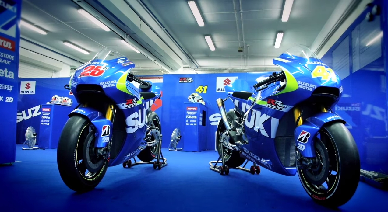 Suzuki GSX-RR Documentary Tells More about the New MotoGP Story - autoevolution