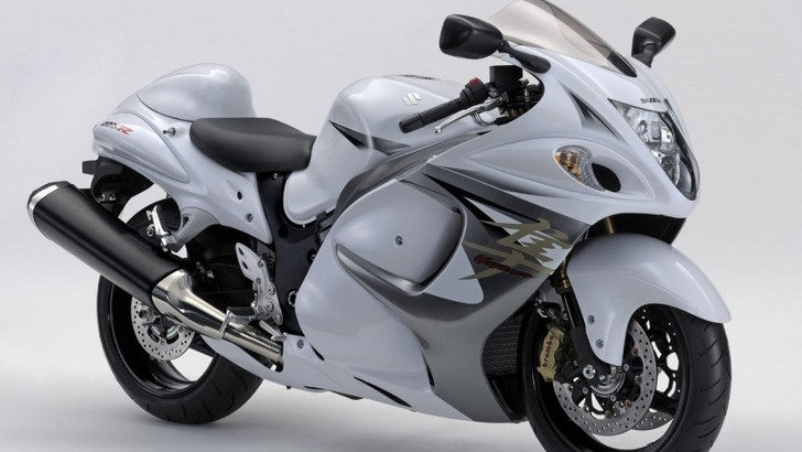 Suzuki Hayabusa Gets ABS for 2013 [Photo Gallery]