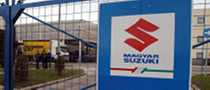 Suzuki Idles Magyar Plants due to Russian Gas Restrictions