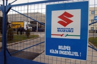Magyar Suzuki temporarily closes its doors