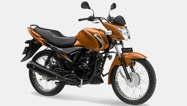 Suzuki India Launches SlingShot 125 - autoevolution
