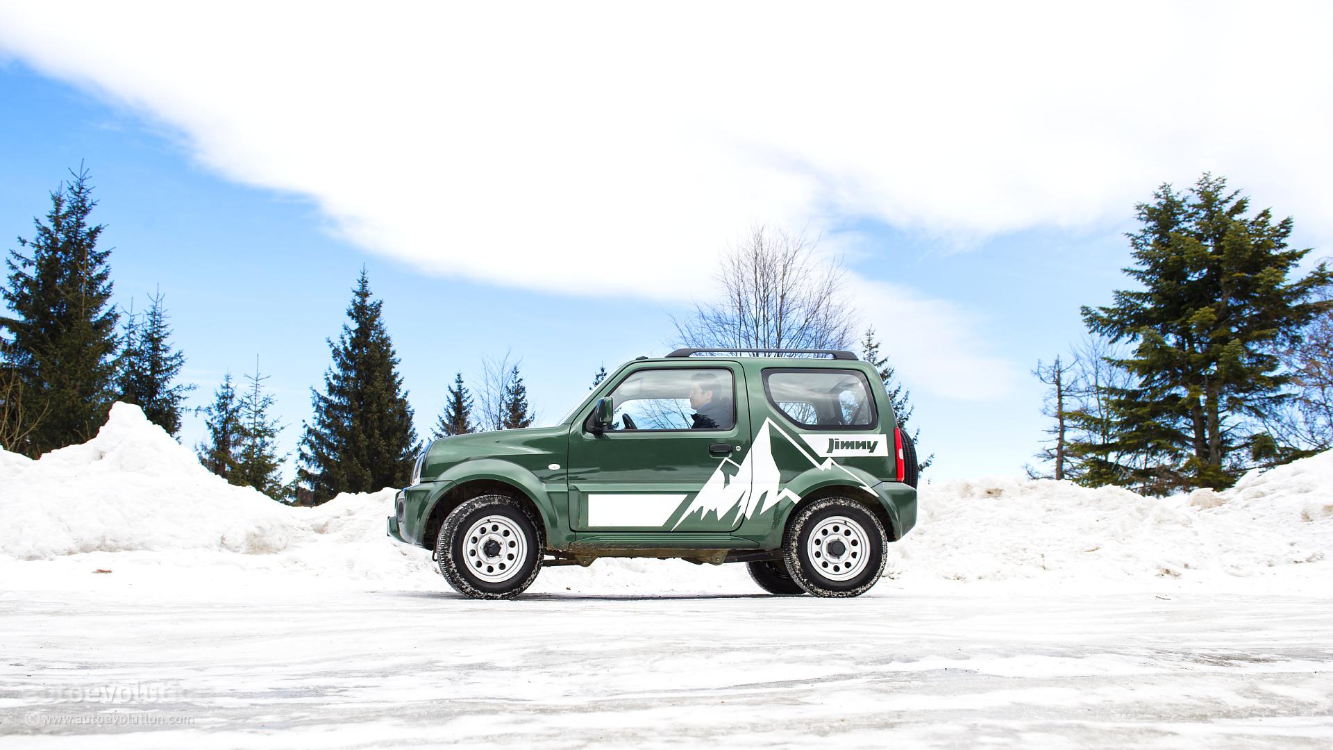Off Road Jeep Hd Wallpaper >> Suzuki Jimny HD Wallpapers: More David than Goliath - autoevolution