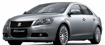 Suzuki Kizashi Coming to Germany this October