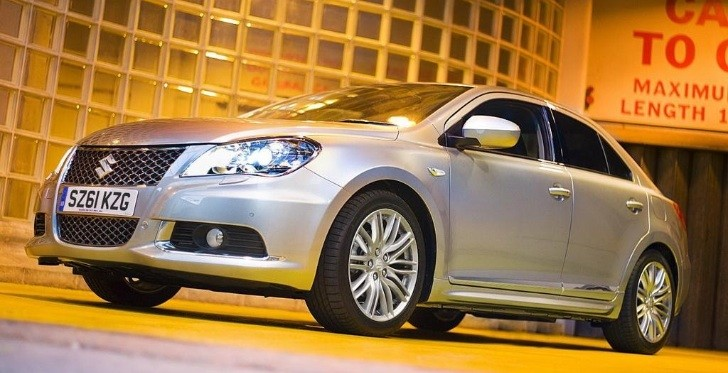 Suzuki Kizashi Sport UK Pricing Revealed