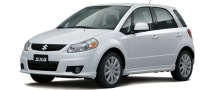 Suzuki Launches 2010 SX4 SportBack