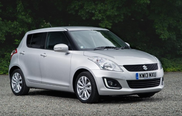 Suzuki Offers VAT Free Swift, Splash, SX4 Models in UK