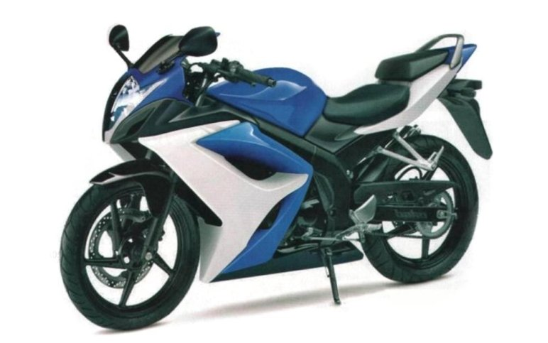 Suzuki Prepares 125cc Sportsbike for 2010 - autoevolution