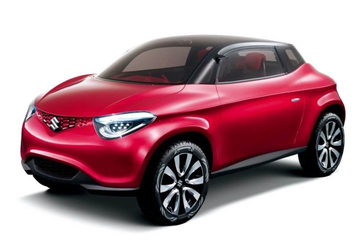 Suzuki Previews Three New Concept Cars Ahead of Tokyo [Photo Gallery]