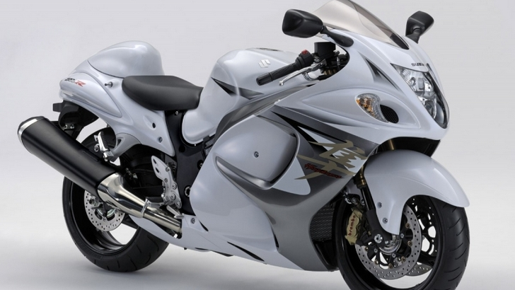 Suzuki Recalls Hayabusa Machines in Canada