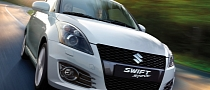 Suzuki Reveals New Swift Sport in Frankfurt [Photo Gallery]
