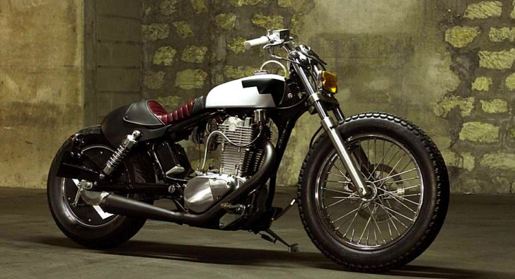 Suzuki Savage Bobber Extreme from HUSZ [Photo Gallery]