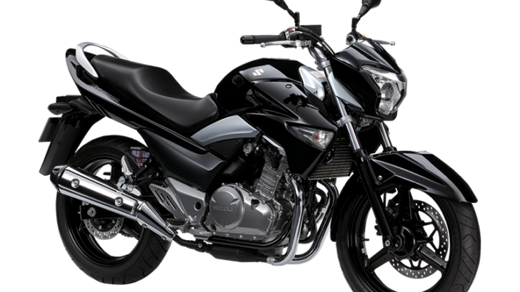 Suzuki Shows the 2013 Inazuma 250 [Video]