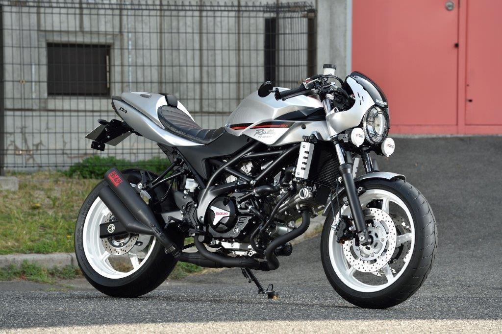 tuning moto suzuki sv 650