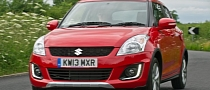 Suzuki Swift 4x4 Launched in the UK