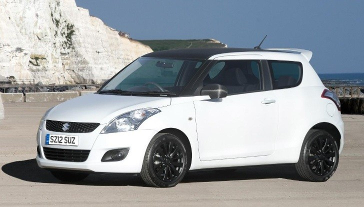 Suzuki Swift Attitude Launched in Britain