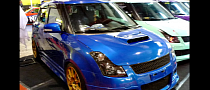 Suzuki Swift Gets Subaru Impreza WRX Treatment in China
