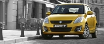 Suzuki Swift Light Facelift Leaked [Photo Gallery]
