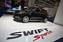Suzuki Swift Sport 5-Door Pops Up in Frankfurt
