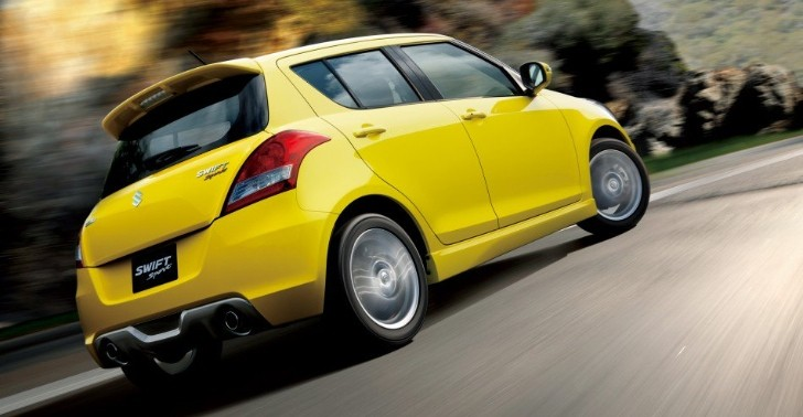 Suzuki Swift Sport Launched in Malaysia