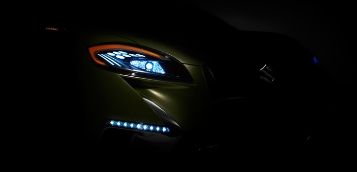 Suzuki to Debut S-Cross Concept in Paris