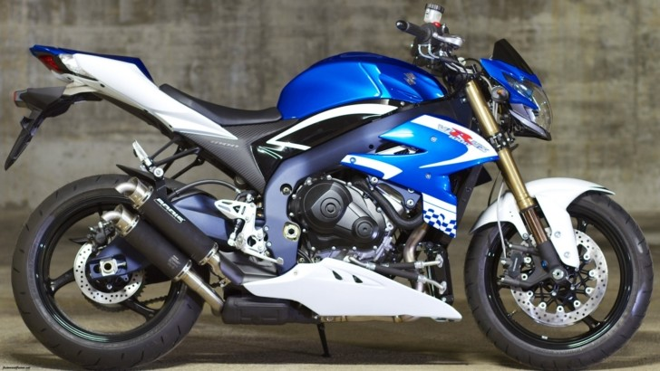 Suzuki Virus 1000 Puts Stock GSX-Rs to Utter Shame [Photo Gallery]