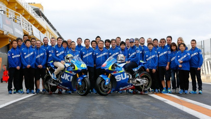 Suzuki with Two More Bikes in MotoGP, Still Has a Lot of ...
