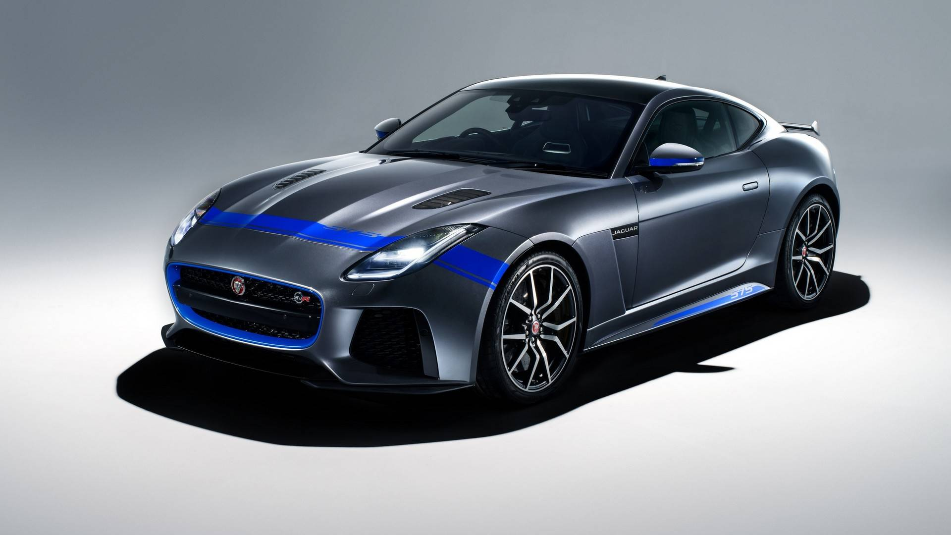 Buy These Stickers And Get A Jaguar F-Type SVR For Free!