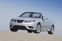 Saab 9-3 Convertible, MY 2009