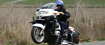 Swiss Policeman Wheelies, Crashes, Speeds, Lies, Doesn't Show Up in Court. What Next?