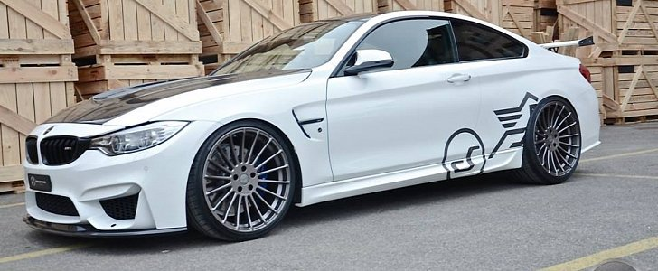 swiss tuner ds automobile introduces a 530 ps bmw m4. Black Bedroom Furniture Sets. Home Design Ideas