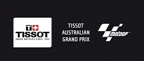 Swiss Watch Manufacturer Tissot Is the Title Sponsor for the Australian GP