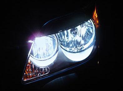 Xenon Headlights Chart